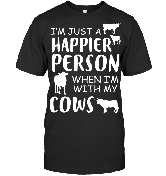 I'm With Cow 1